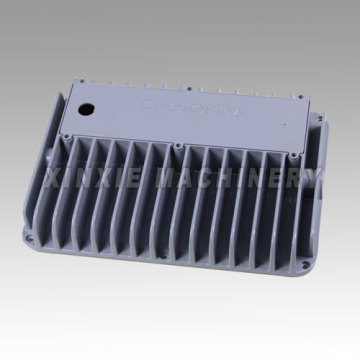 Powder Coating Aluminum Die Castings