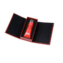 Facial Cleanser Package Cosmetic Box with Foam