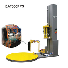 Automatic Remote Control Stretch Wrapping Machine