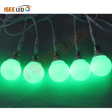 DC24V Party Hanging DMX 3D LED Bulb
