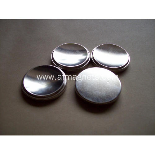 Magnets With Concave Surface