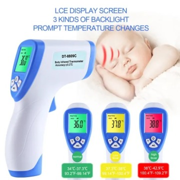 Non-Contact Digital Infrared Thermometer with Ce
