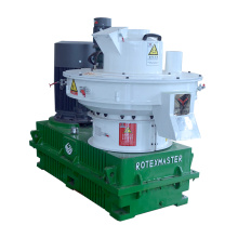 The Small Vertical Ring Die Pellet Mill