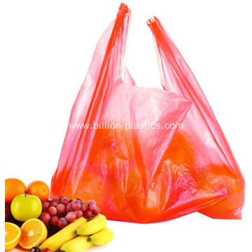 Colored Plastic Shopping Bags For Sale