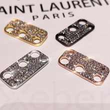 Diamond Metal Glitter Phone Camera Lens Protection Case for Samsung Galaxy S20 S20Ultra S20Plus Camera Lenses Protector Cover
