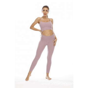 2020 New Women Yoga Set Gym Clothing