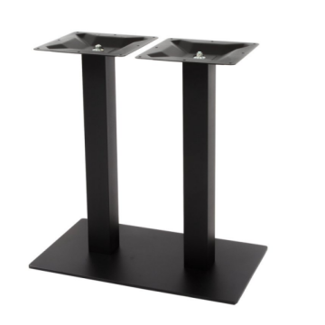 modern coffee table iron base for Europe