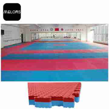 Melors Non-smell MMA EVA Foam Interlocking Exercise Mat