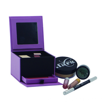 Paper makeup kit cosmetic packaging