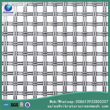 High Frequency Stainless Steel Vibrator Mesh