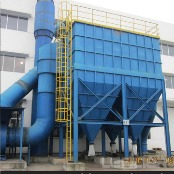 Pulse Jet Baghouse Dust Collector for Carbon Plant