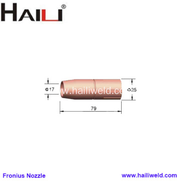 Fronius Welding Nozzle 79MM 42.0001.5128 for AL4000 AW5000