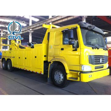 30 TON Wrecker Tow Truck Diesel Obstacle Trucks
