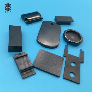 isostatic forming black zirconia ceramic components