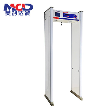 10 Zona Walkthrough Metal Detector