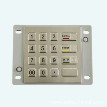 IP65 EPP for ATM CDM CRS