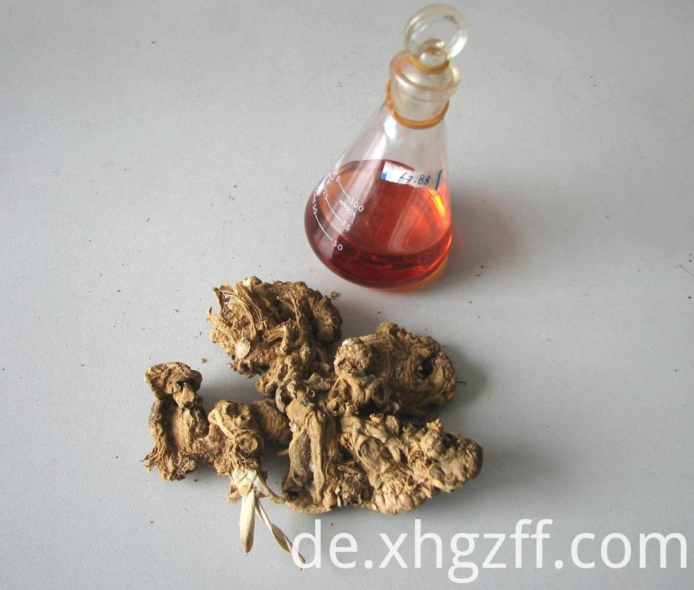 Rhizoma Zingiberis Essential Oil Price