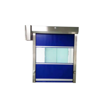 ʻO ka PVC High Speed ​​Door