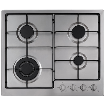 CDA Built-in Gas Hob Steel 60CM