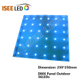 DMX LED Square Addressable RGB Panel Club
