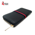 Leather Money Clip Credit Wallet Clutches Online