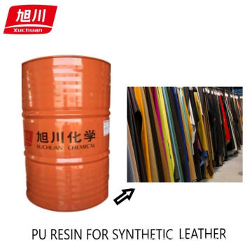 wet process pu resins for synthetic leather