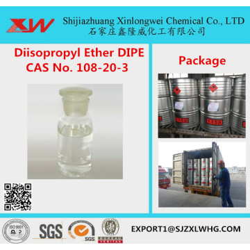 Isopropyl Acetate or Diisopropyl Ether, 99% 108-20-3 Extracting Agent
