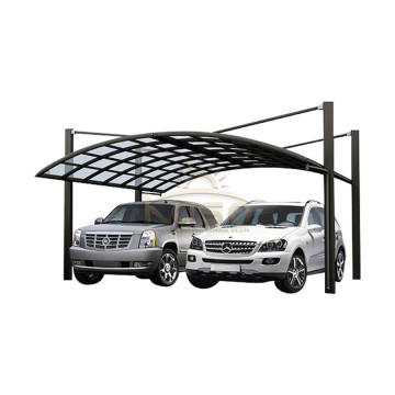 Frame Garage Aluminium Polycarbonate And Aluminum Carport