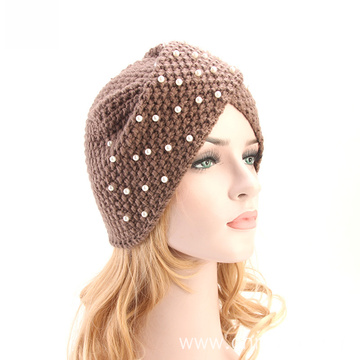 Winter hat knitting headwrap turban hat bandanas