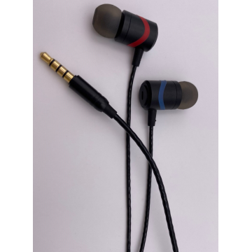 Wired Earphones in-Ear Earbuds Stereo Headphones