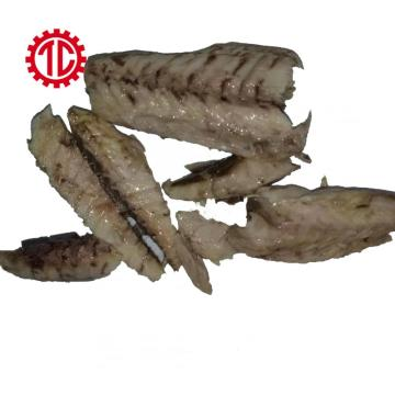 Canned Mackerel Fillet In Club Can 125g