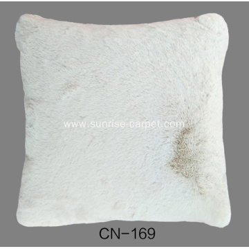 Cushion with different materials
