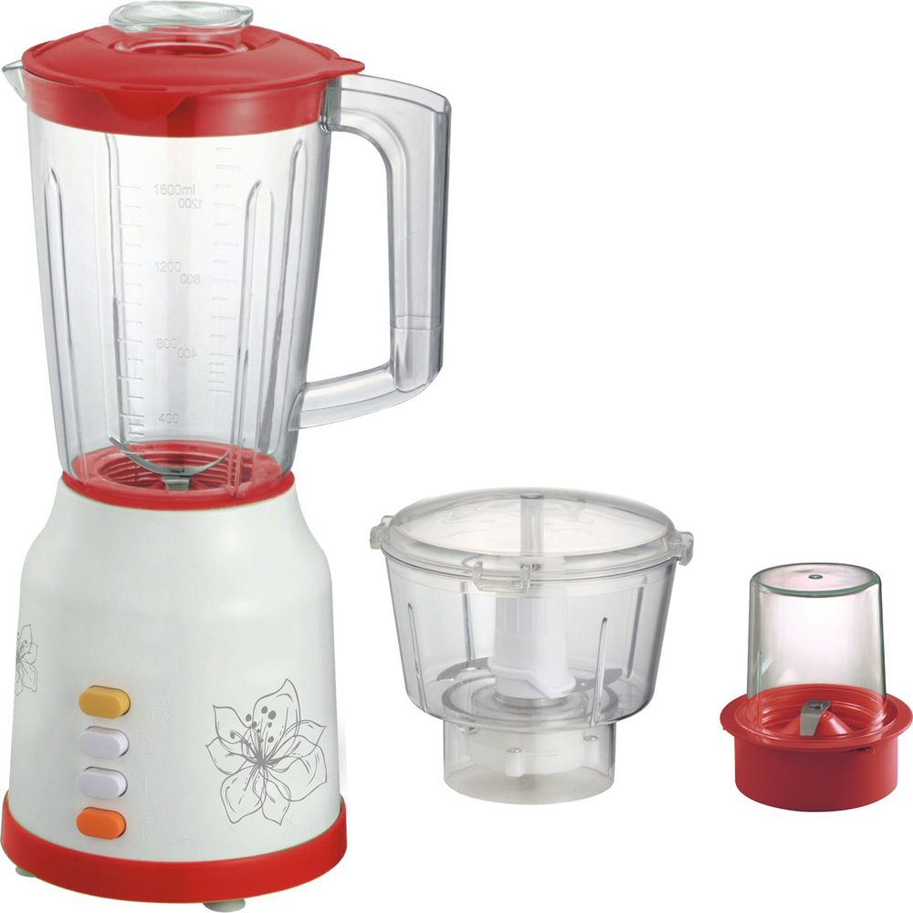 1 5l Plastic Jar Baby Food Blender With Grinder Chopper