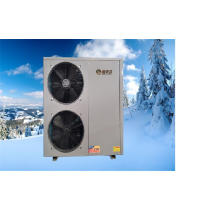 High Capacity Air Water Heat Pumps