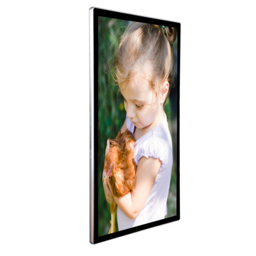 infrared touch advertising promotion live display screen