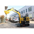 China Manufacturer Mini Crawler Excavator (FWJ-1000-13)