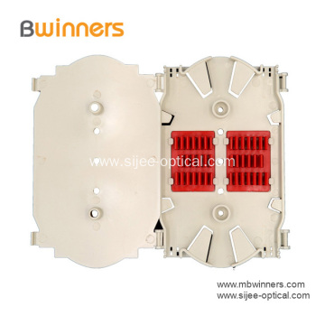 24 Ports Ftth Optical Fiber Splice Tray