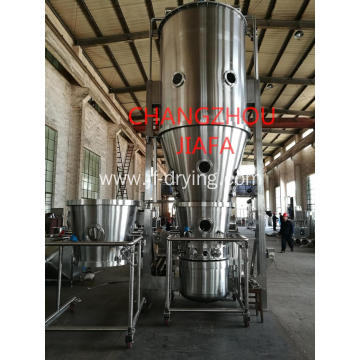 Fluid bed coating/coater machine