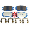 Brake Pads/Car Brake Disc /OEM NO. For Mini For Nissan
