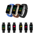 New Fashion The Lowest Price Smart Dual Headphone  Waterproof Touch fitness tracker ring