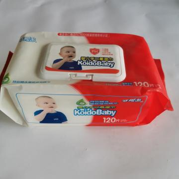 Eco Friendly Disposable Bamboo Babies Wipes