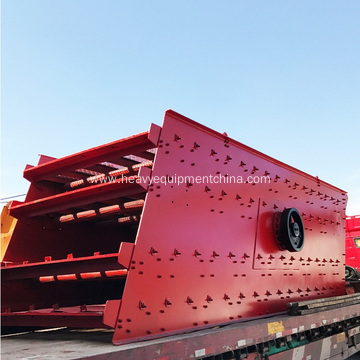 Circualr Vibrating Screen For Sand Screening Plant