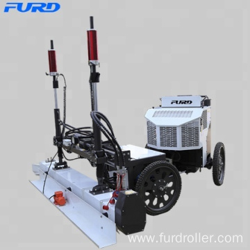 Concrete Floor Leveling Vibratory Laser Screed Machine FJZP-220
