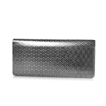 real carbon fiber Men's long Wallet