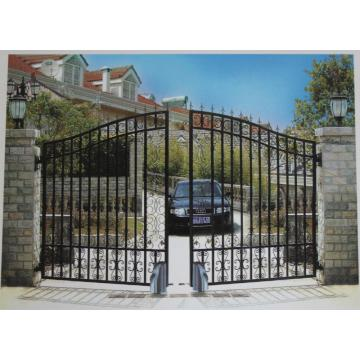 High Quality Wrought Iron Gates Custom