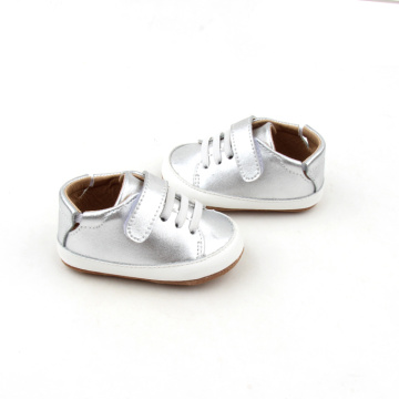 Breathable Glitter Newborn Walker Leather Baby Shoes