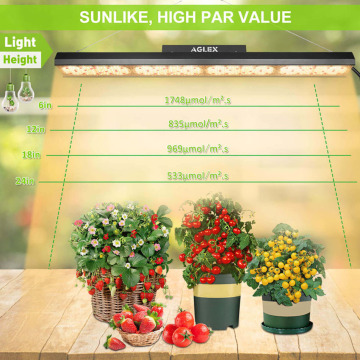 High efficacy rapid ship led grow light