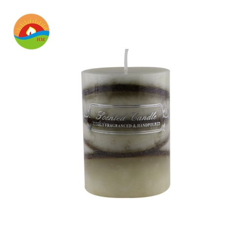 Wedding decoration column candle