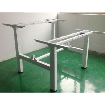 Modern Strong Metal Leg Office Height Adjustable Workstation