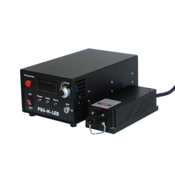 CW Solid State UV Laser